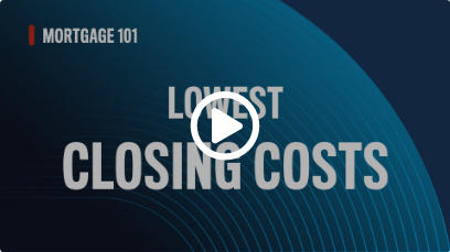 Lowest Closing Costs