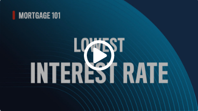 Lowest Interest Rate
